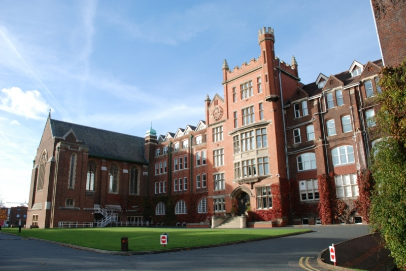 Churchill House - St.Lawrance College
