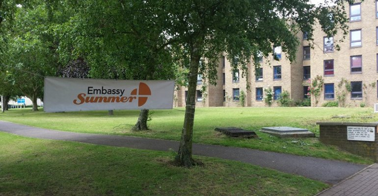 Embassy Summer - Canterbury