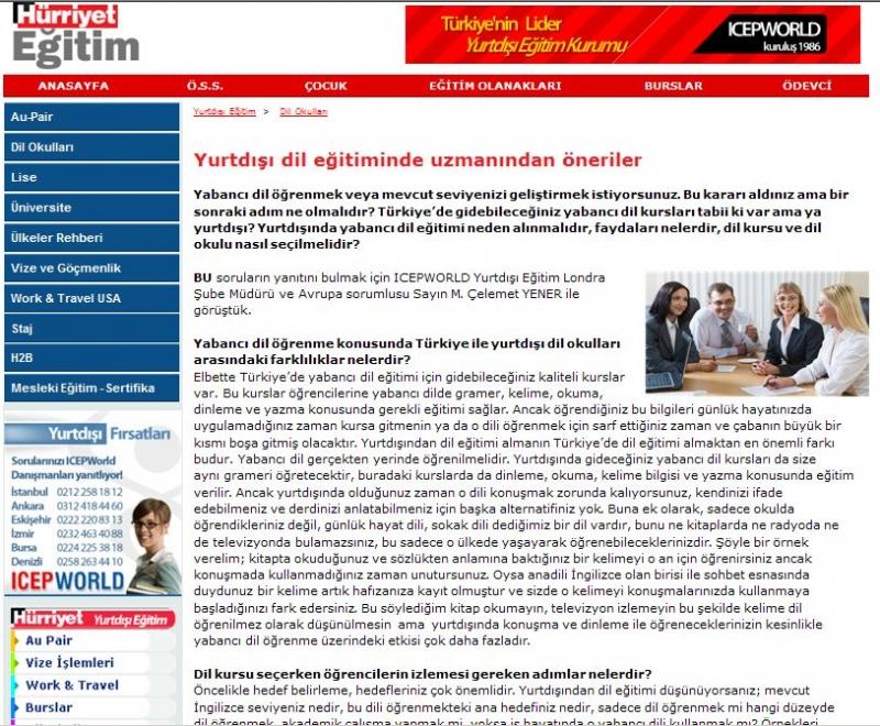 Yurtdışı dil eğitiminde uzmanından öneriler